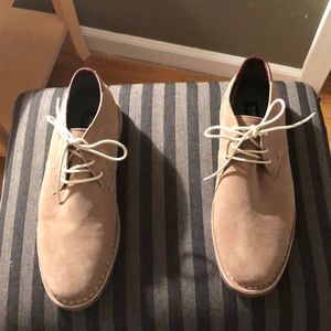 Kenneth Cole Suede shoes Brand New 10